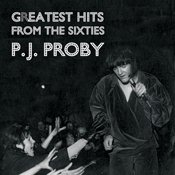 P.J. Proby - Greatest Hits from the Sixties (CD)