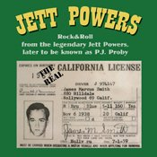 P.J. Proby - The Real California License (CD)