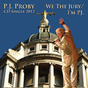 P.J. Proby - We The Jury/I'm PJ. (CD single)