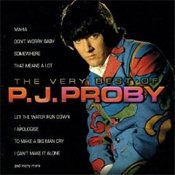 P.J. Proby - The Very Best of P.J. Proby